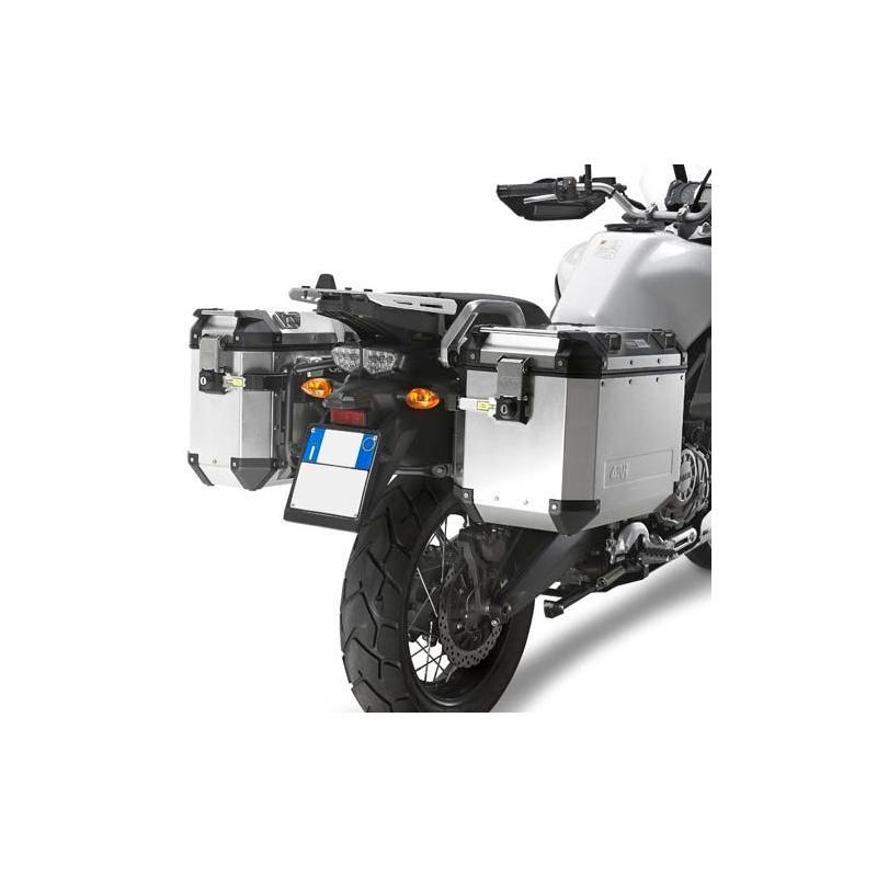 Supports pour valises latérales Givi Trekker Outback Yamaha XT 1200Z Super Ténéré 10-20