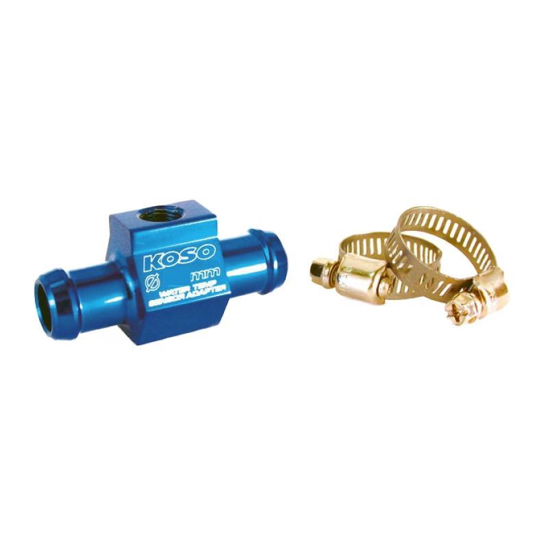 Adaptateur de température d'eau Koso pour durite Ø 18 mm