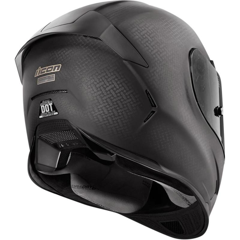 Casque intégral Icon Airframe Pro Ghost Carbon - 1