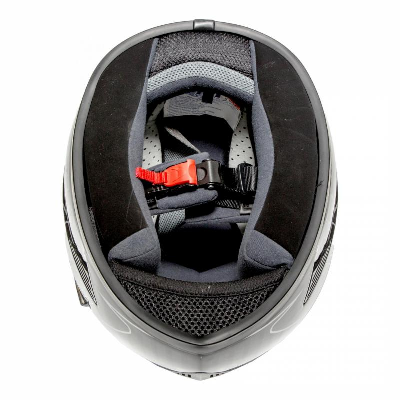 Casque intégral Kini Red Bull Road carbone - 5