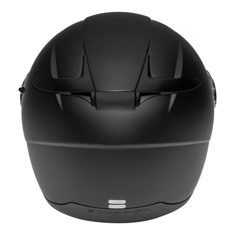 Casque intégral Scorpion EXO-490 noir mat - 4