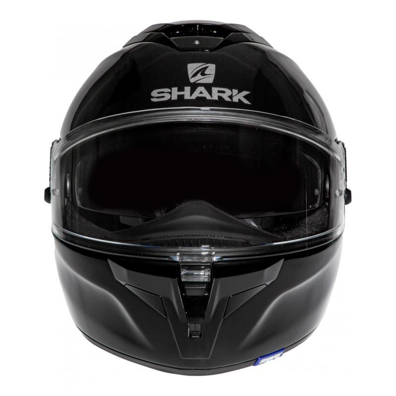 Casque intégral Shark Spartan GT Blank noir brillant - 3