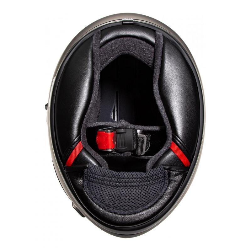 Casque intégral Shoei GT-AIR noir mat - 5