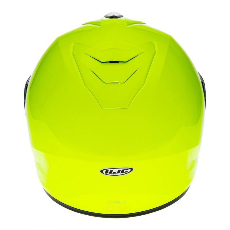 Casque modulable HJC i90 Uni vert fluo - 4