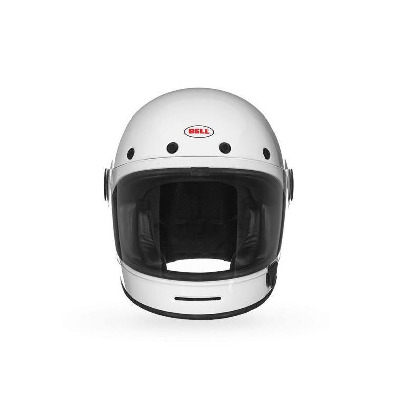 Casque moto intégral Bell Bullitt blanc - 2