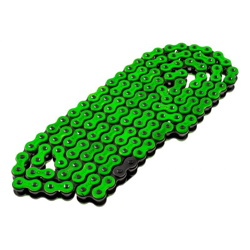 Chaîne 1Tek origine Renforcée 134 maillons Pas 420 Vert