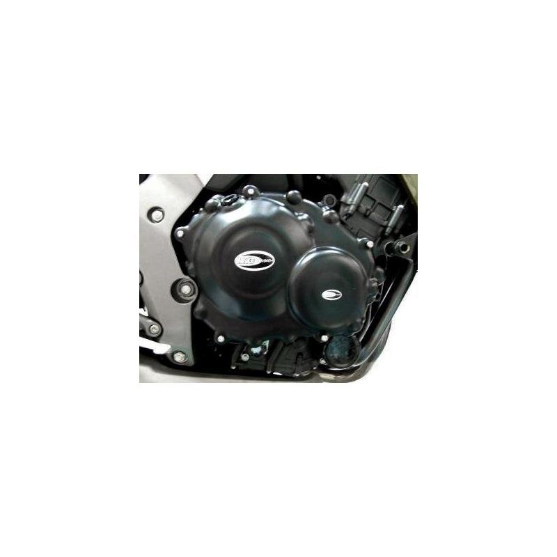 Couvre carter d'embrayage R&G Racing noir Honda CB 1000 R 08-17