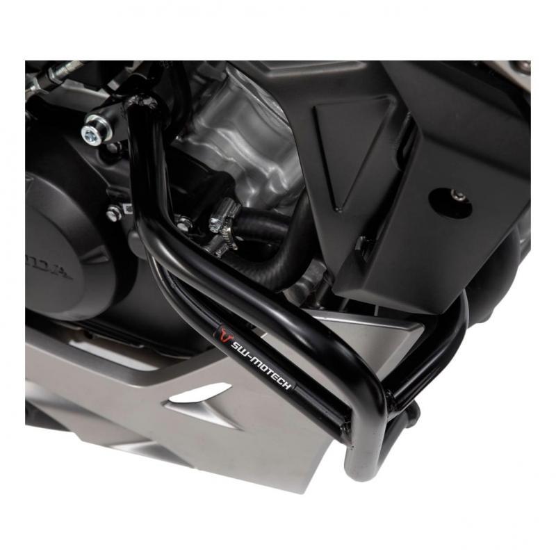 Crashbar noir SW-Motech Honda CB 125 R 18-20 - 3