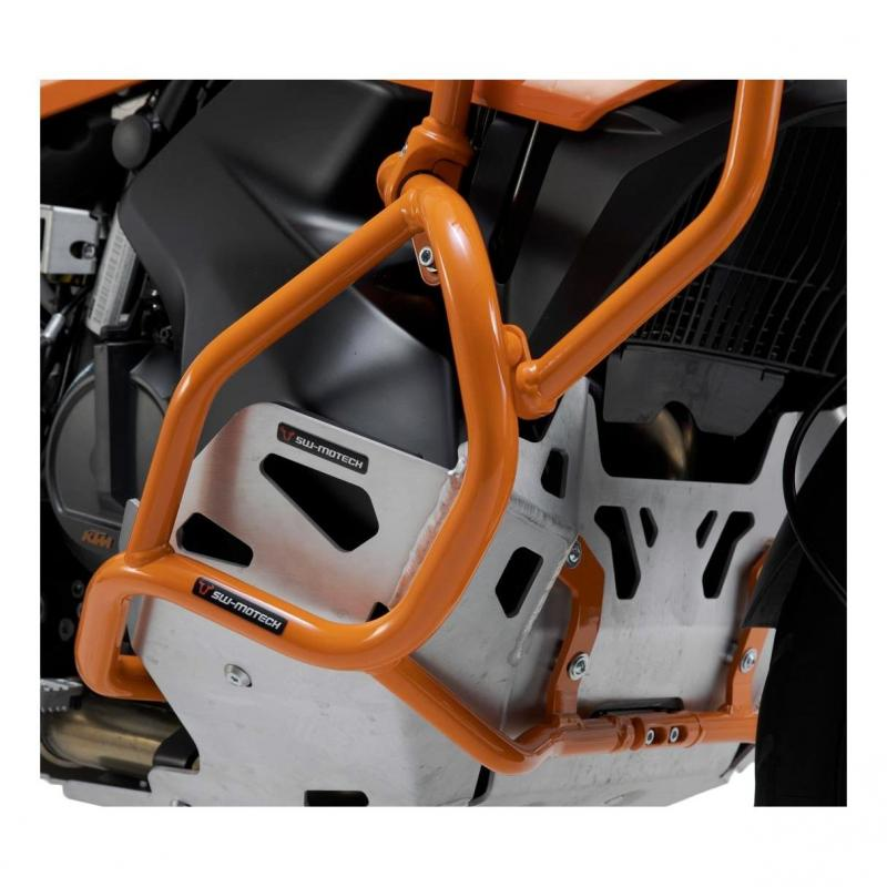 Crashbar orange SW-Motech KTM 790 Adventure 19-20 - 2