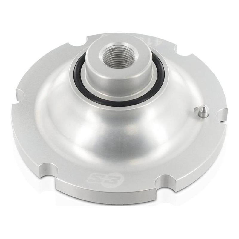 Dôme de culasse argent S3 compression standard pour Husaberg TE 300 / KTM 300 EXC