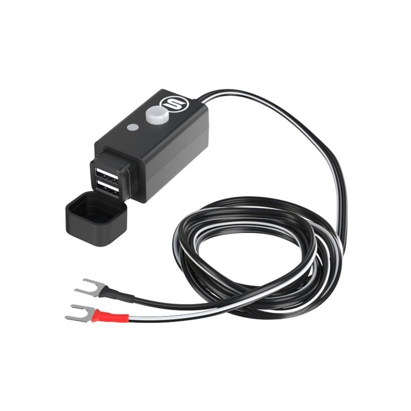 Double chargeur USB So Easy Rider - 1