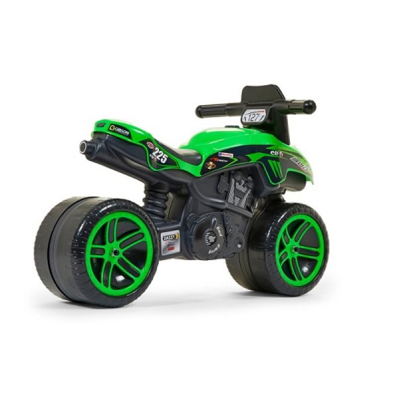 Draisienne moto Falk 502 KX Team Bud Racing 2/5ans - 1