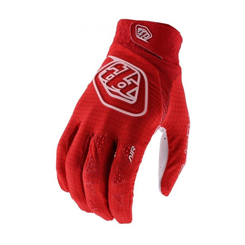 Gants cross Troy Lee Designs Air rouge