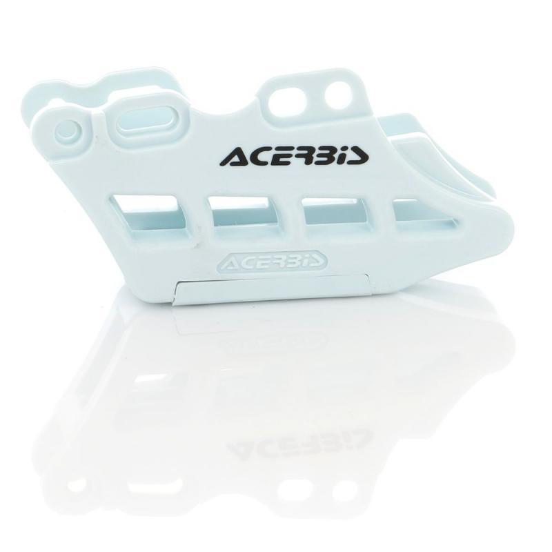 Guide de chaîne et patin de chaîne Acerbis Honda CRF 450R 09-112 blanc