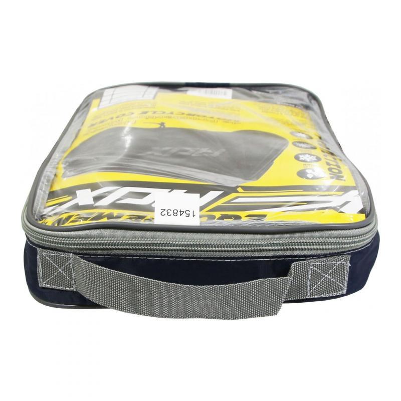 Housse de protection moto ADX étanche bleu M - 6