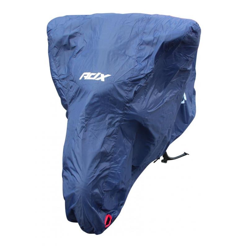 Housse de protection moto ADX étanche bleu XL - 1