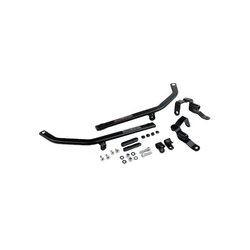 Kit fixation top case Givi Yamaha FZS 600 Fazer 98-03