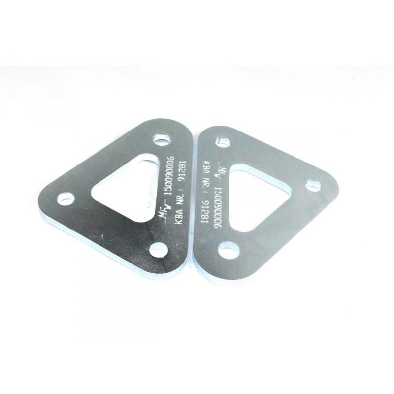 Kit rabaissement de selle -35 mm Tecnium pour Honda XLV1000 Varadero 99-02