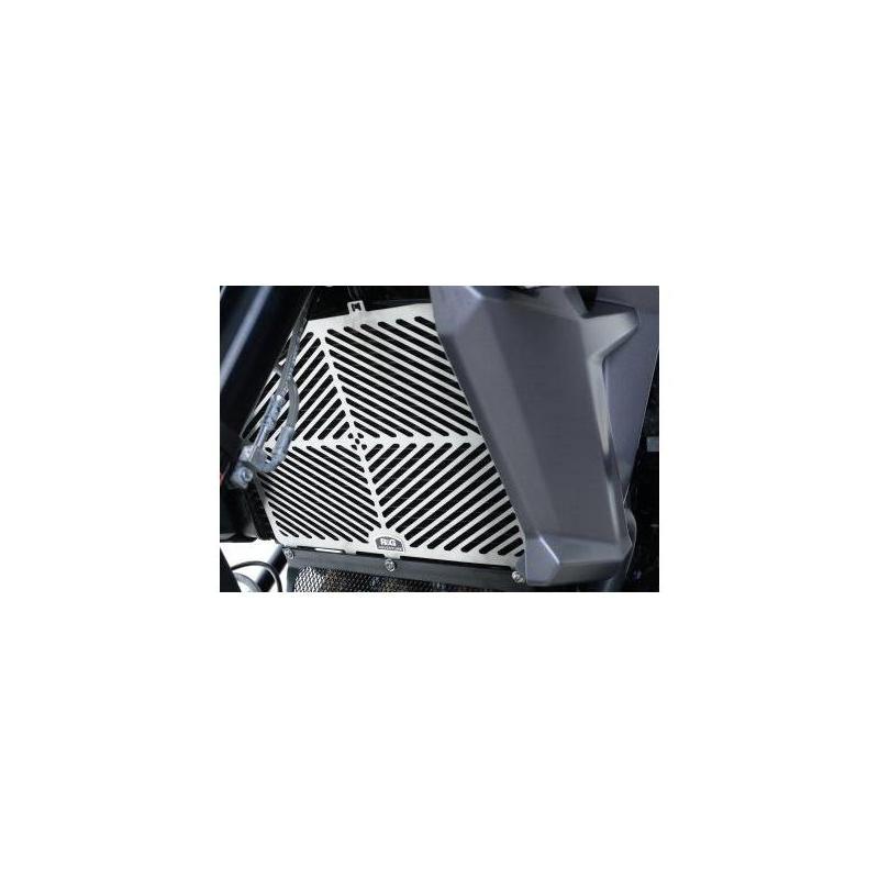 Protection de radiateur inox R&G Racing Triumph Tiger 800 XCx 15-18
