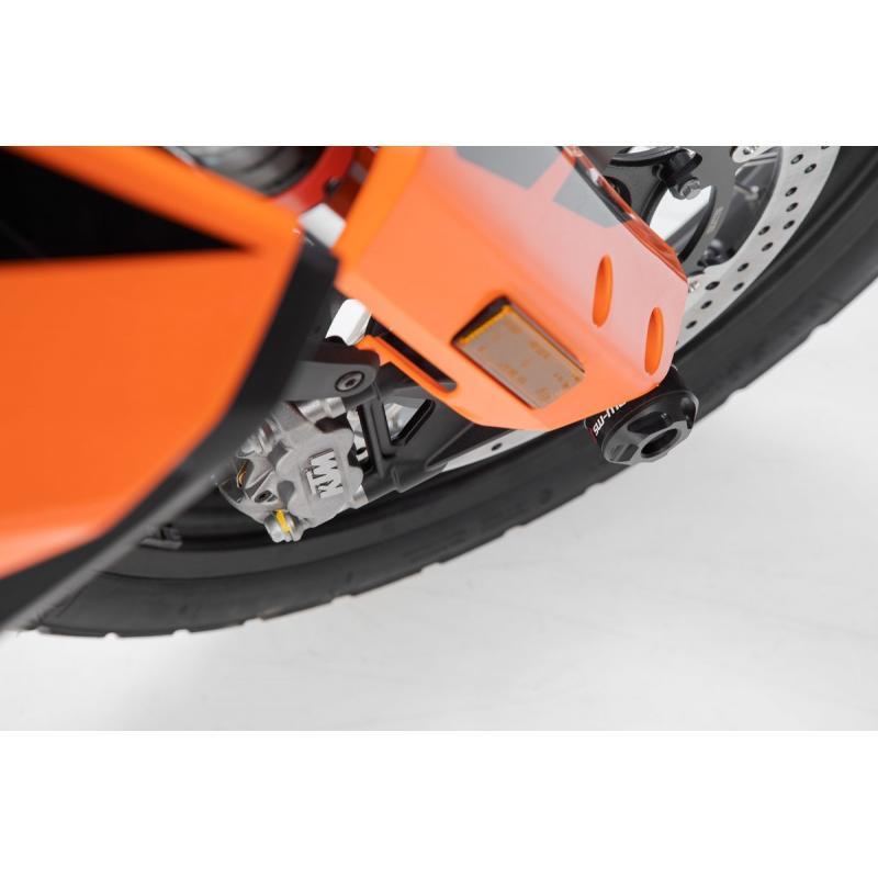Roulettes de protection de fourche SW-Motech KTM 790 Adventure 2019 - 2