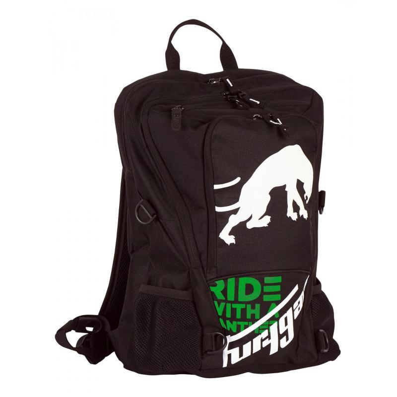 Sac à dos Furygan Thunder Evo noir/vert fluo - 1