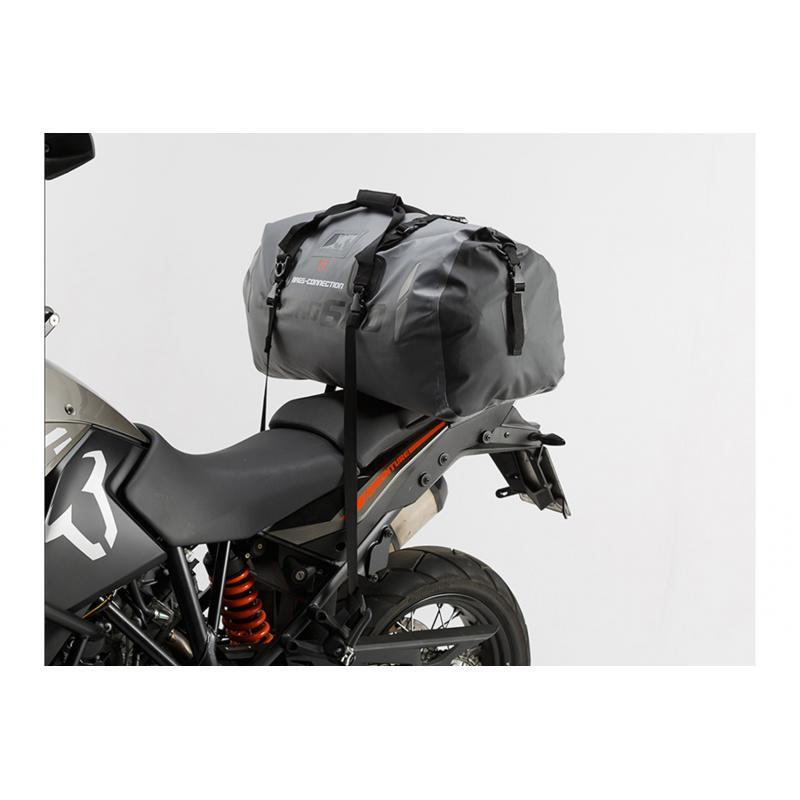 Sac de selle SW-MOTECH Drybag 600 60L gris / noir - 4