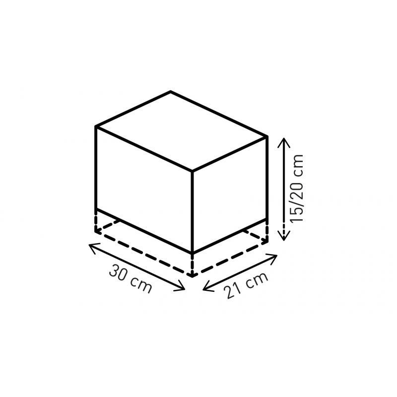 Sacoche de réservoir SW-MOTECH EVO Daypack noir gris - 4