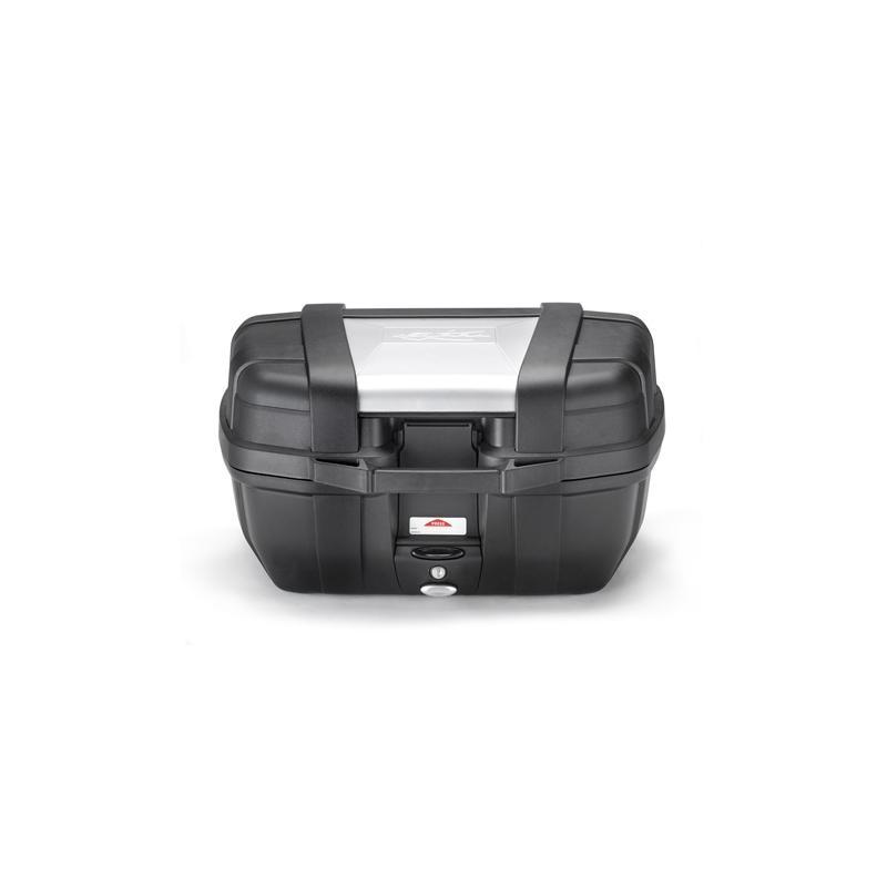 Top case Kappa Garda Monokey KGR52 52 Litres noir/alu - 1