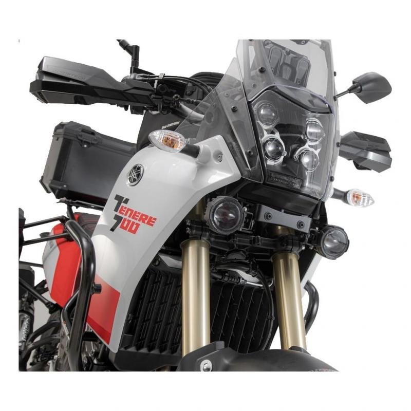 Kit feux anti-brouillard LED SW-Motech EVO Yamaha Ténéré 700 19-20 - 2