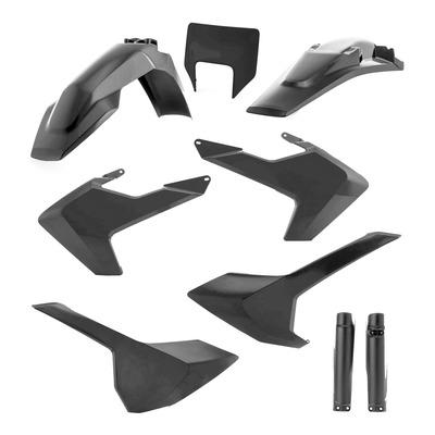 Kit plastiques complet Acerbis Husqvarna 250 FE 17-19 gris