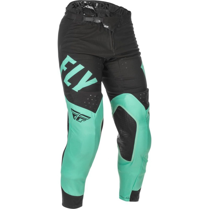 Pantalon cross Fly Racing Evolution DST L.E. mint/noir