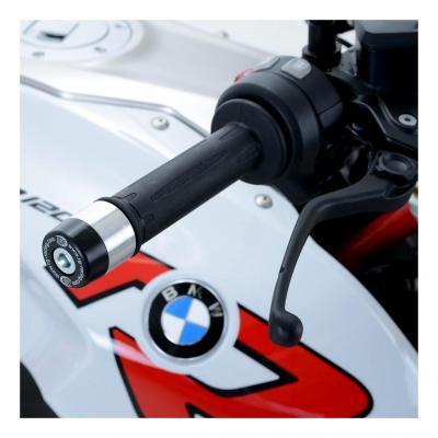 Embouts de guidon R&G Racing noir BMW R 1200 R 15-19
