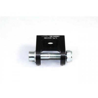 Kit rabaissement de selle -35 mm Tecnium pour Honda Hornet 600 98-06