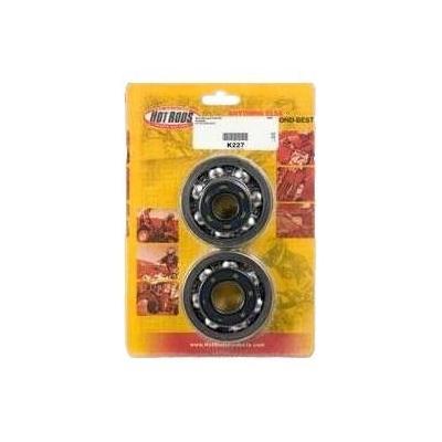 Kit roulements et spys de vilebrequin pour kx250 02-07