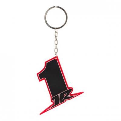 Porte clé Jonathan Rea 1JR noir