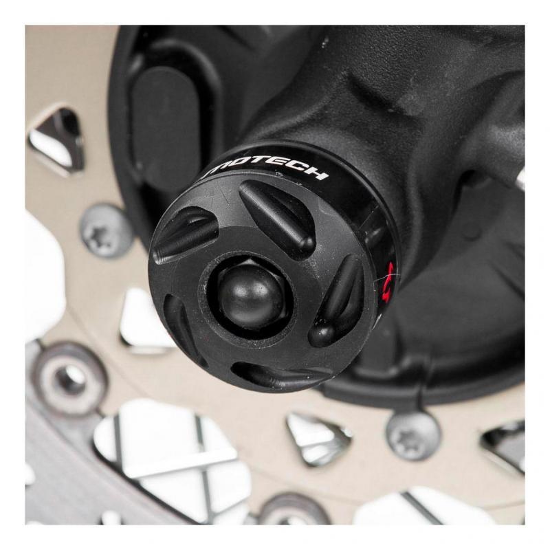 Protection de fourche avant SW-MOTECH noir Yamaha XT 1200 Z Super Tenere 10-