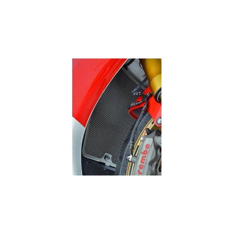 Protection de radiateur noire R&G Racing Honda CBR 1000 RR 08-16