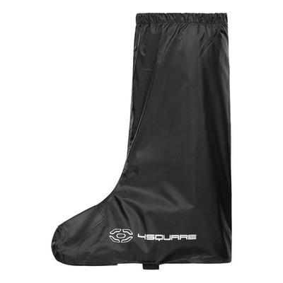 Sur-bottes de pluie 4Square Scold noir (sans semelle)