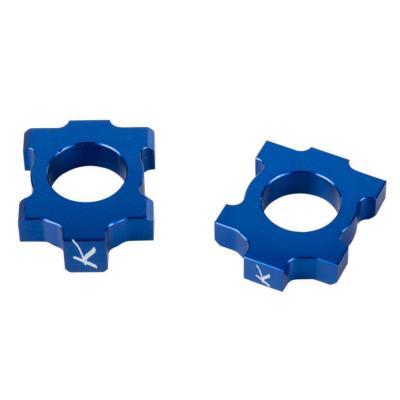 Tendeurs de chaîne Kite Husqvarna 250 FC 16-17 bleu