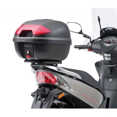 Support spécifique Kappa pour top case Monolock Kymco 150 Agility 08-13