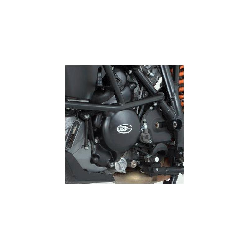 Couvre carter d'alternateur R&G Racing noir KTM 1290 Super Adventure 15-18