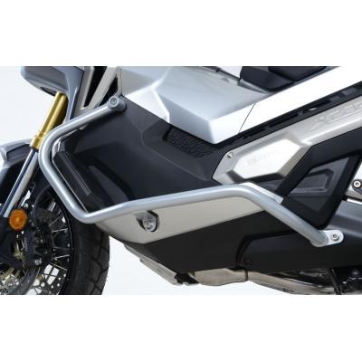 Barres de protection latérales R&G Racing Adventure noires Honda X-ADV 750 17-18