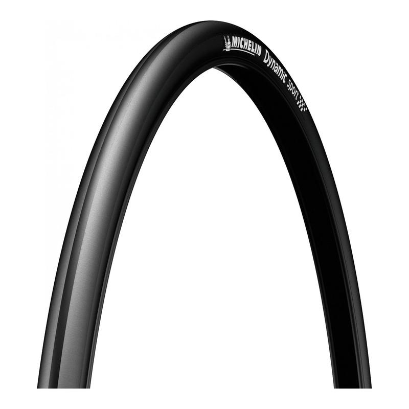 Pneu vélo route Michelin Dynamic Sport TR noir (700 x 25C)