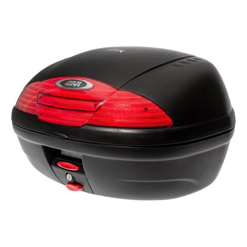 Top case Givi E450 Simply II monolock noir sans platine et sans kit de fixation
