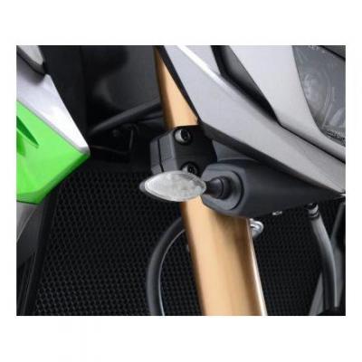 Adaptateurs de clignotants avant R&G Racing Kawasaki Z 650 17-20