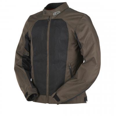 Blouson textile Furygan Genesis Mistral Evo 2 bleu/noir
