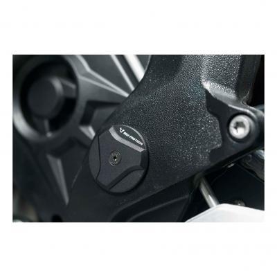 Bouchons de cadre SW-MOTECH noir BMW S 1000 XR 15-