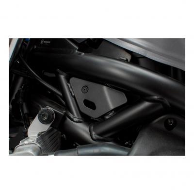 Caches pour cadre SW-MOTECH noir Suzuki SV650 15-