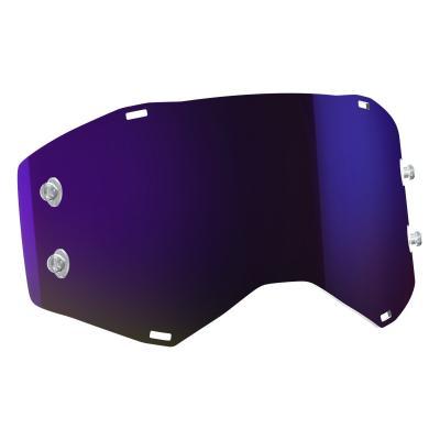 Écran Works Scott pour masque Prospect chrome violet