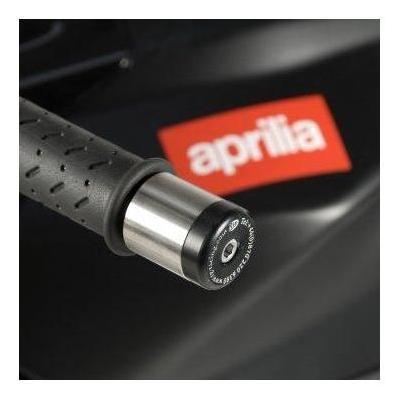 Embouts de guidon R&G Racing noir Aprilia RSV 1000 98-03